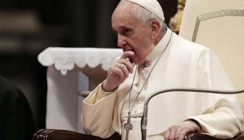 Ιερά Μητρόπολη Πειραιώς: Γενική υποχρεωτική αγαμία του Παπικού «κλήρου»: Η ρίζα της ηθικής σήψεώς του