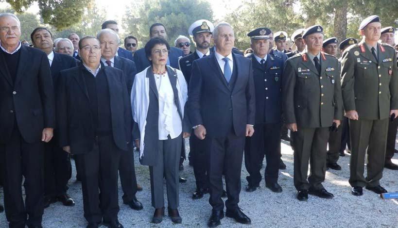 Ευάγγελος Αποστολάκης : Οι Ένοπλες Δυνάμεις είναι και θα παραμείνουν έτοιμες να υπερασπιστούν την πατρίδα μας