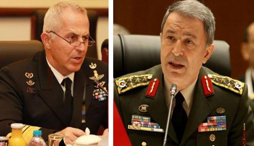 Τα ελληνοτουρκικά θα συζητηθούν στην συνάντηση Αποστολάκη - Ακάρ