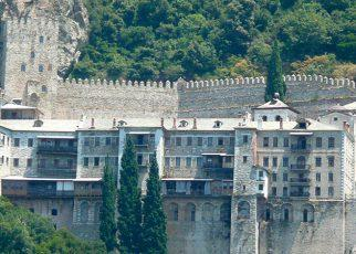Άγιον Όρος : Αγρυπνία απόψε στον Άθωνα - Πανηγυρίζει η Ιερά Μονή Αγίου Παύλου