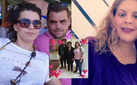 Πενθεί η Κρήτη και αποχαιρετά την οικογένεια που χάθηκε στον Γεροπόταμο