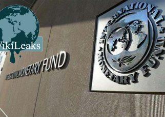 Εργαλείο υβριδικού πολέμου για τις ΗΠΑ το ΔΝΤ - WikiLeaks